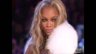 Тайра Бэнкс и Наоми Кэмпбелл / Tyra Banks vs Naomi Campbell Runway