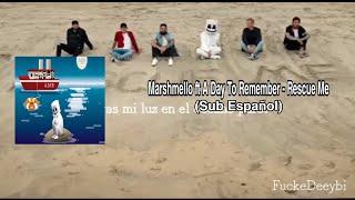 Marshmello - Rescue Me ft A Day To Remember (Sub Español)