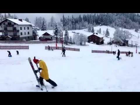 Szczyrk SON - Juliany i Golgota luty 2015