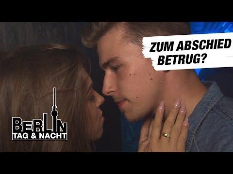 Berlin - Tag & Nacht - Pascal knutscht mit Kim fremd! #1536 - RTL II