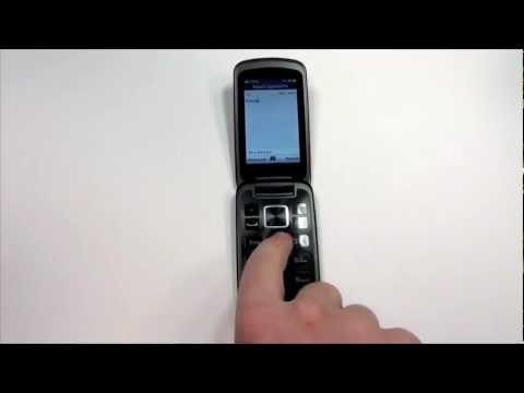 Motorola Gleam + - pošiljanje SMS sporočila