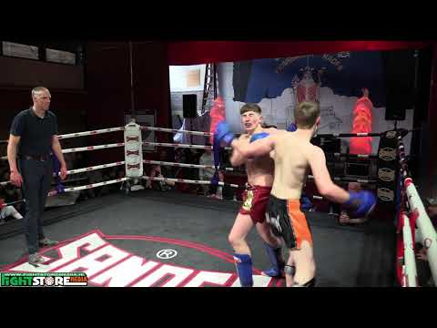 Conor Walshe vs Jake Flood - Cobra Thai 6