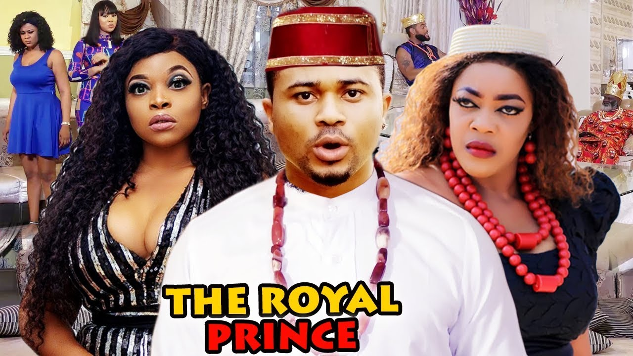 Download THE ROYAL PRINCE SEASON 3&4 -  (New Movie Alert) 2019 LATEST NIGERIAN NOLLYWOOD MOVIE
