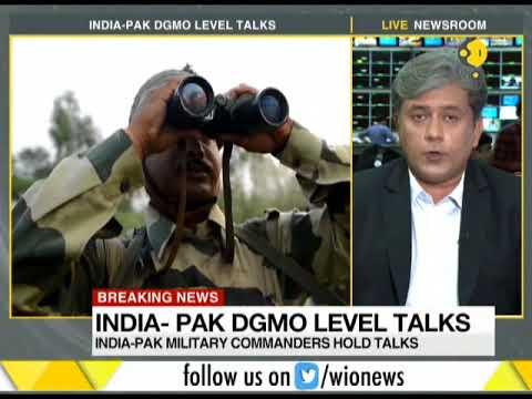 India raises issue of ceasefire violation at India-Pakistan DGMO level talks