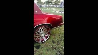 Kandy cutlass on 26s amani