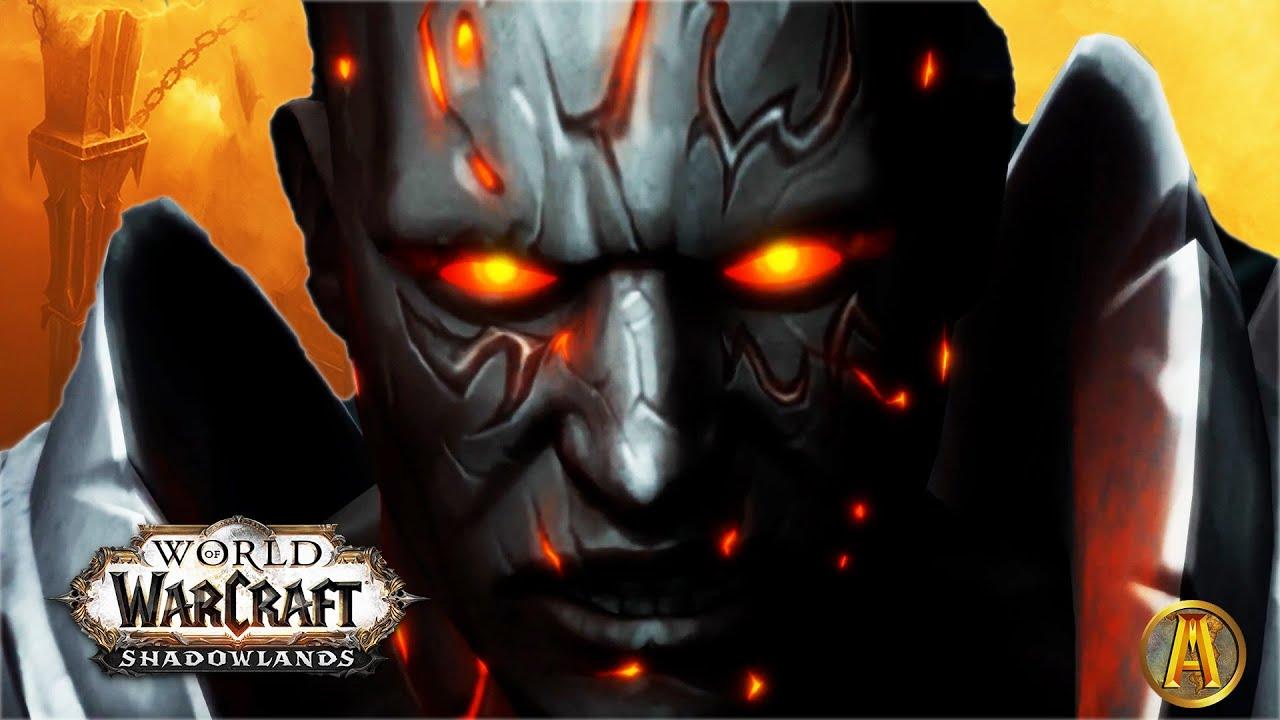 Sylvanas Opens Shadowlands Cinematic - World of Warcraft: Shadowlands Prepatch Lore thumbnail