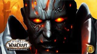 Sylvanas Abducts Anduin, Jaina & Thrall Cinematic - World of Warcraft: Shadowlands Prepatch Lore