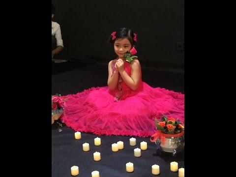 All of Me (cover) - Kathlynn Aurelia (5 years old)