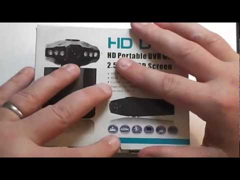 HD DVR Portable DVR With 2.5- TFT LCD Screen Review For Private Investigators