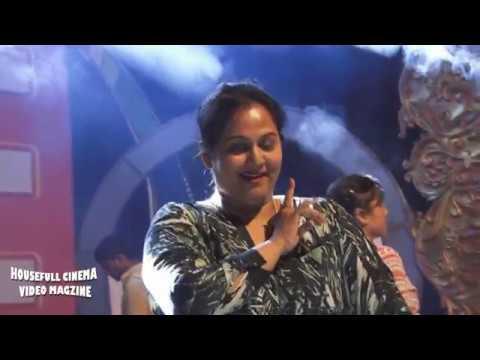 Download Surekha Kudchi Rehearsing lavni for the Grand Show of Chitrakarmi Puraskar 2017 Pune.