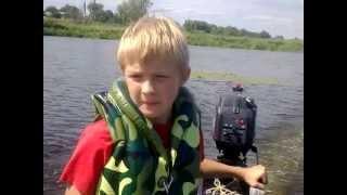 Fisher 2,5 в детских руках