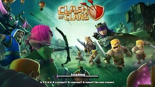 clash of clans attack strategy movie comedy | coc commercial animation new update TH & war base V#14