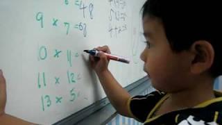 Nano 2 Years 9 Months Child calculate math quiz