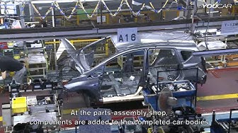 ► How Cars Are Built?