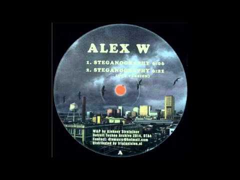 Alex W. - Steganography (Original)