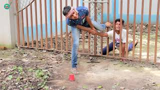 Must Watch New Funny Video 2020_Top New Comedy Video 2020_Try To Not Laugh_ By #SRTV