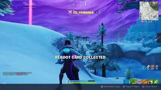 Fortnite Battle Royale Grinding Challenges getting Dubs #LNG
