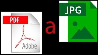 CONVERTIR PDF A IMAGEN JPG NITIDO