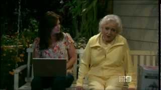 Hot in Cleveland Season 1 Promo 4 with Greek subs
