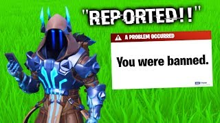 I TROLLED him in CREATIVE mode.. (Fortnite Season 7)