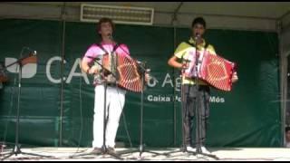 Concertinas, Desgarradas, Tiago Neto e Paulo Fragoso, encontro da Barrenta 2009
