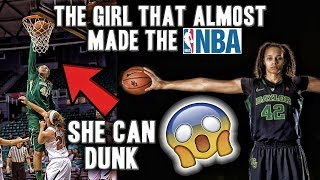 The Story Of The Girl That Almost Made The NBA