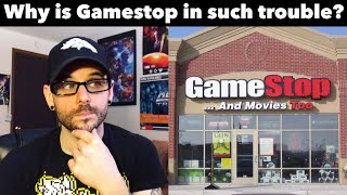 How did Gamestop get themselves into such big trouble? | Ro2R