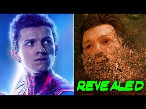 Why Spider-Man Took Longer to Die in Infinity War