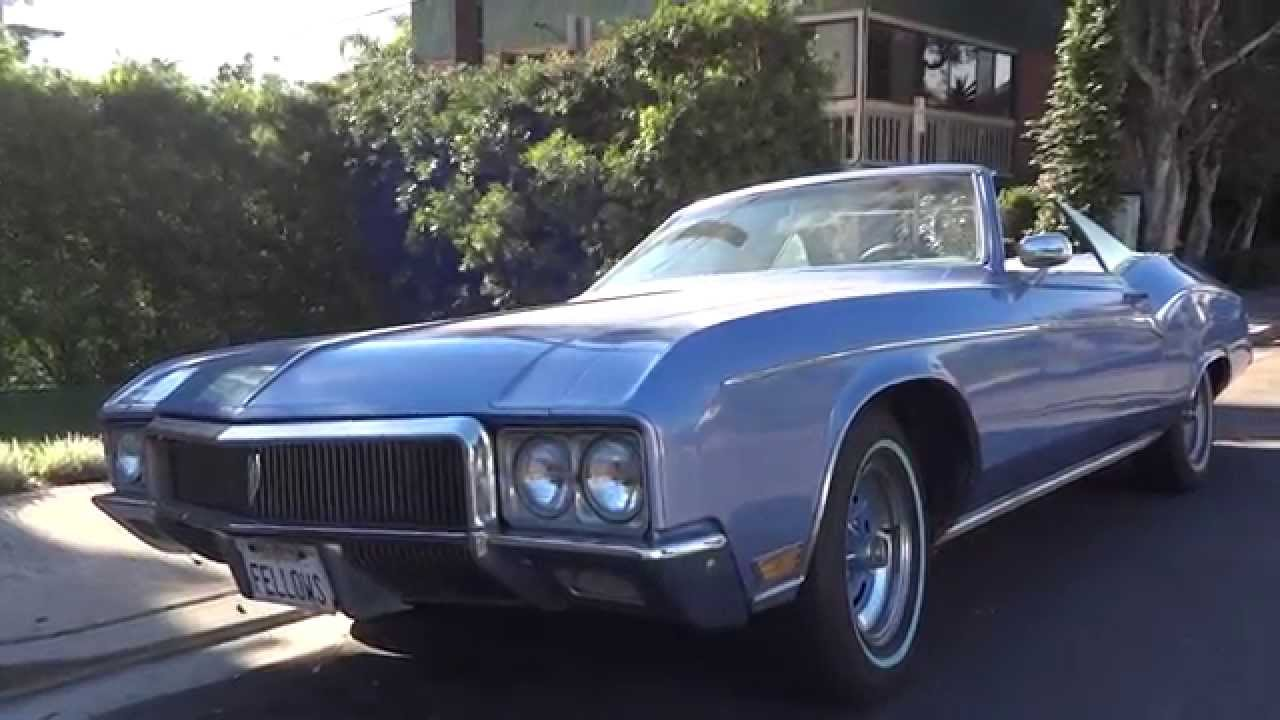 1970 Buick Riviera Custom Convertible For Sale from Private