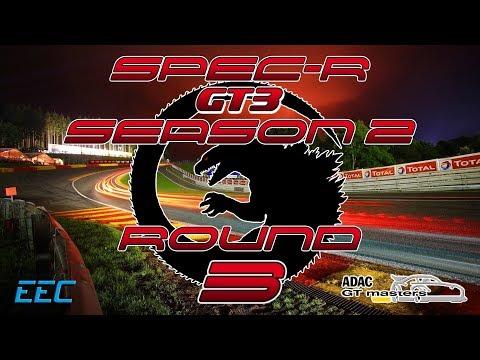Automobilista | GT3 Season 2 | Round 3 @ Hockenheim | GT-R Nismo | AMS 60fps