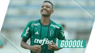 Gols - Palmeiras 2 x 0 Vasco da Gama - Copa SP 2018