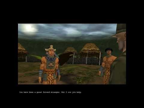 Hitman Codename 47 - Mission 5 - Find the U'wa Tribe