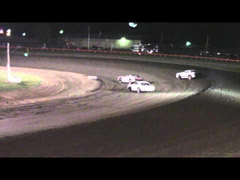 Farmer City Raceway Street Stock Feature 8 28 15
