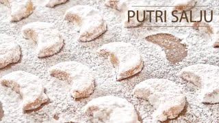 Putri Salju Quick and Easy (snow ball cookies)