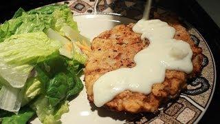 Chicken Fried Steak w Cream Gravy Texas Style