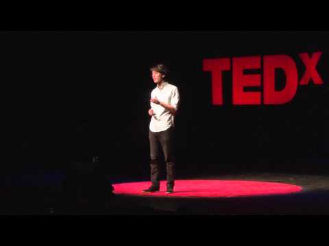 Poetry in maximum security prison: Phil Kaye at TEDxFoggyBottom