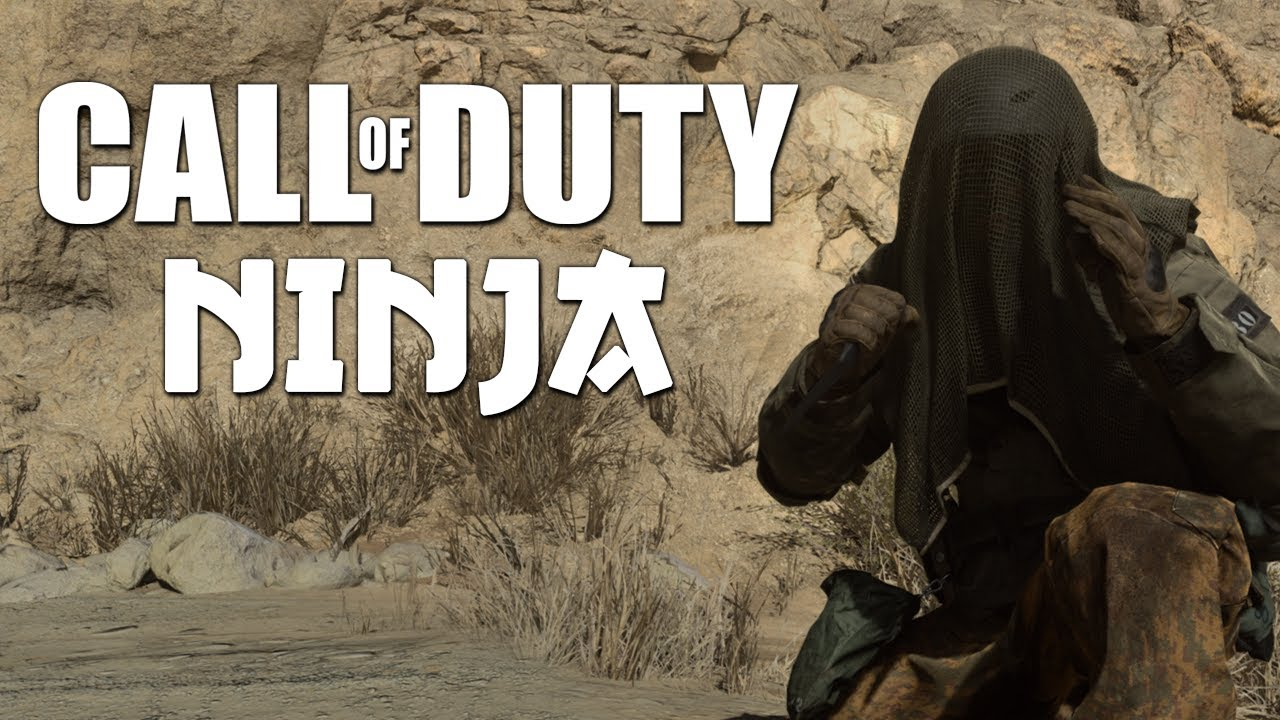 Call of Duty - NINJA MONTAGE! #1 (Funny Moments & Ninja Trolling) thumbnail
