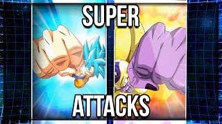 *NEW* SSB GOKU AND GOLDEN FRIEZA SUPER ATTACKS REVEALED!! | Dragon Ball Z Dokkan Battle