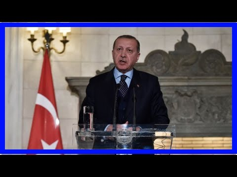 Erdogan steps up attacks on 'state of occupation' israel [CNA NEWS]