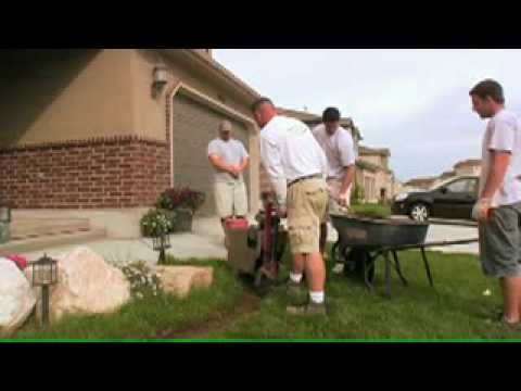 Curb Landscaper Ogden Utah - Curbworks Decorative Curbing