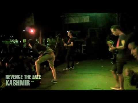 REVENGE THE FATE - PEMBALASAN + KASHMIR (Live in Yogyakarta)