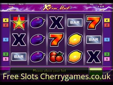 slot machine xtra hot