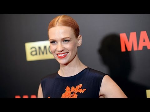 January Jones: Women Still Have a Long Way to Go
