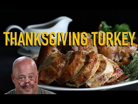 Andrew Zimmern Cooks: Thanksgiving Turkey