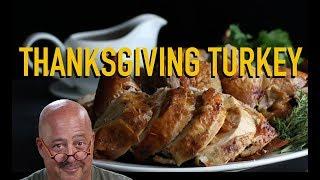 Andrew Zimmern Cooks: Thanksgiving Turkey