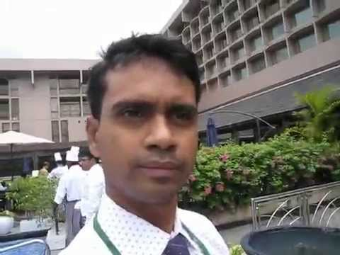 Earthquake Also Strikes Bangladesh Hit On Pan Pacific Sonargaon Hotel Swimming Pool Youtube
