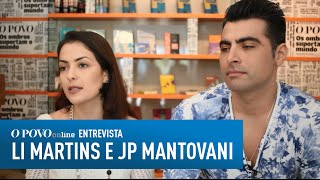 Baixar Entrevista com Li Martins e JP Mantovani sobre Projeto Moonshine e single Vai Chegar