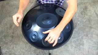 Daniels Made Handpans | C major 10