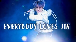 Download everybody loves jin | 방탄소년단 석진 BTS p3 Mp3 and Videos