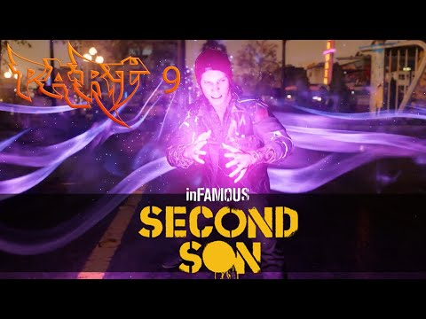 SINKING FEELING - Let's Play  Infamous Second Son